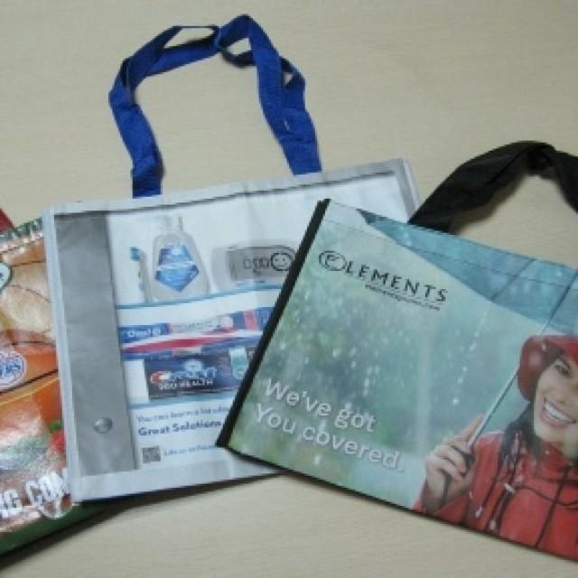 Muleposer / Shoppingbags
